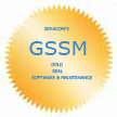 GSSM, Gold Seal Software Maintenance, Zeracom's protection plan that simply makes sense.
