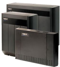 The NEC DSX phone system, super affordable for the small business.