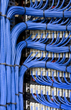 Good networks start with quality terminations and high caliber hardware and cable.