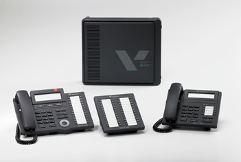Vertical's SBX IP320 business phone system will make your's an IP office for an affordable price.